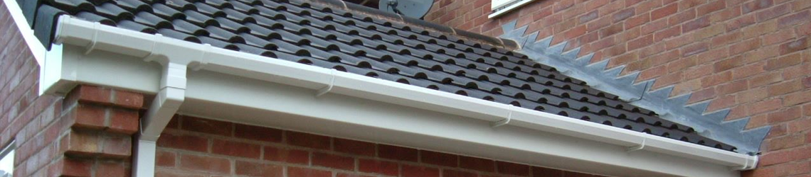MJS Roofing and Building Maintenance - Guttering & Fasias