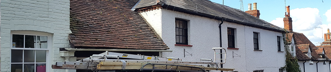 MJS Roofing and Building Maintenance - Contact us